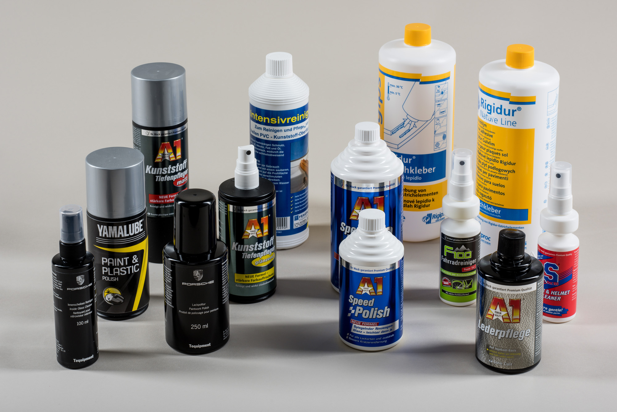 Anaerobic Adhesive Packaging